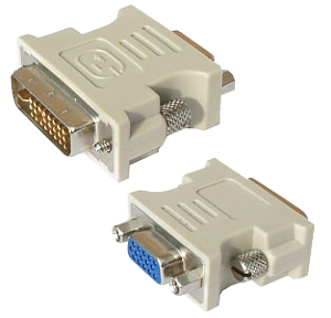 Adapter DVI / VGA