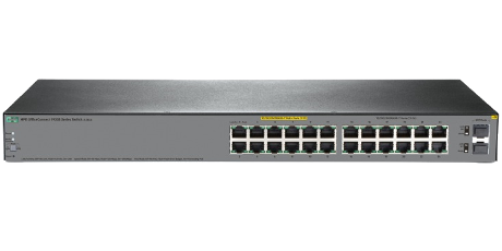 Switch HP 1920S-24G JL384A 24xGBE, 2x1G/SFP PoE 185W